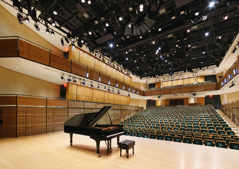 Carnegie Hall, Zankel Hall, Polshek Partnership Architects